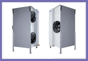 INDUSTRIAL WALL TYPE COOLERS – PCF