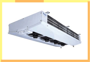 CEILING-TYPE DUAL AIR DISCHARGE COOLERS – TCR