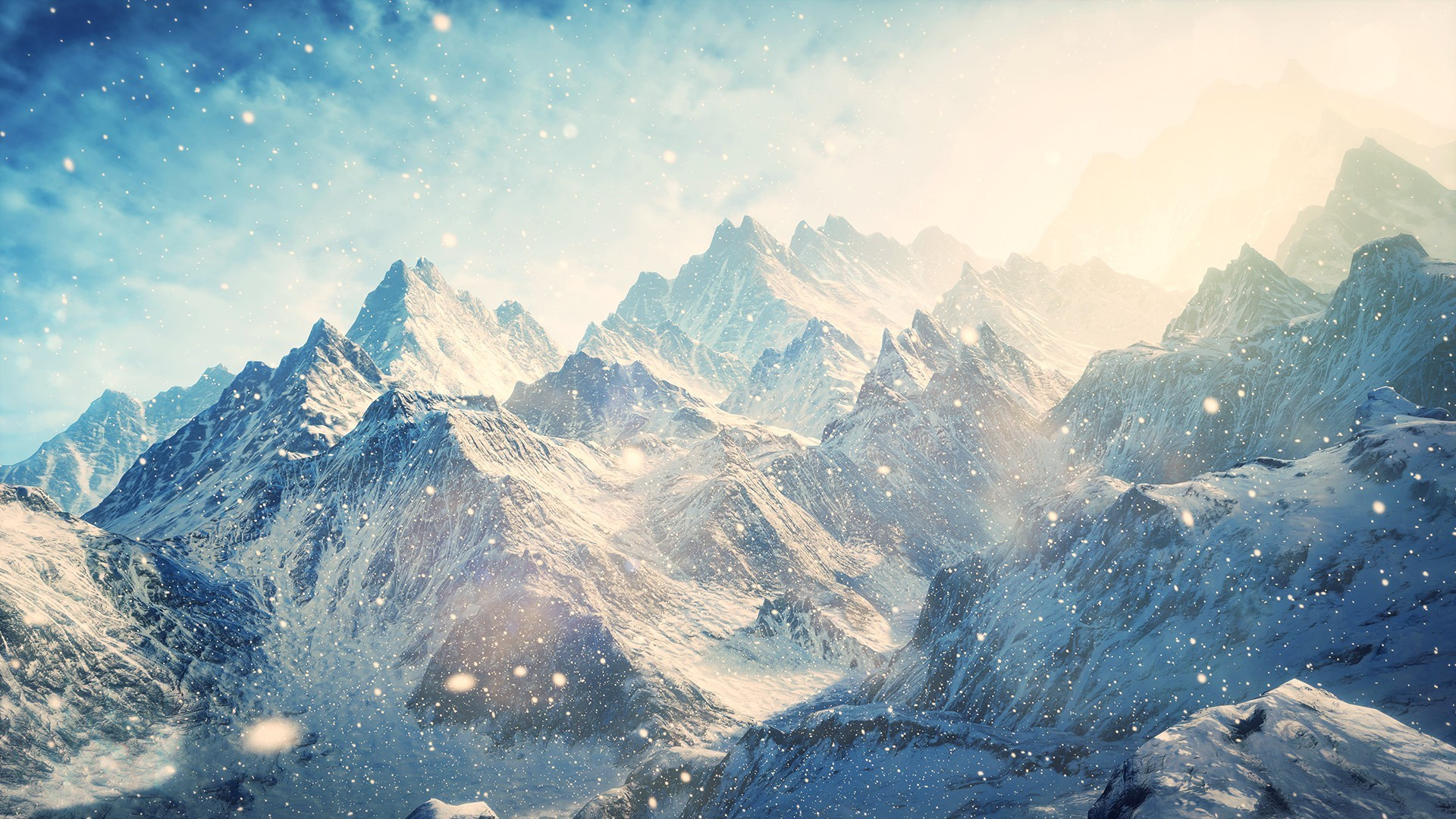 snow-mountain-wallpaper-hd