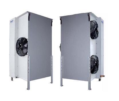 Evaporadores Murales Industriales Verticales PCF