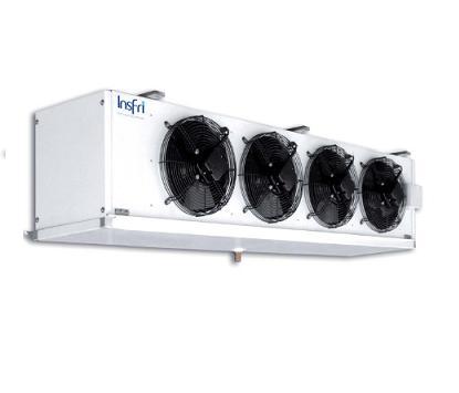 Evaporadores Cubicos Doble Bateria MESEC