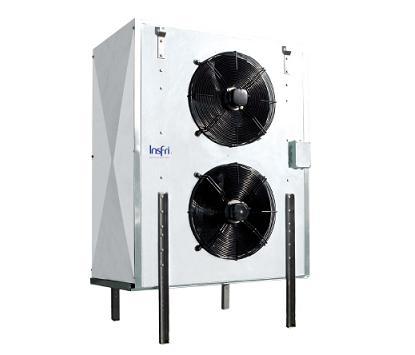 Evaporadores Murales Industriales Verticales Ventilacion Frontal MC