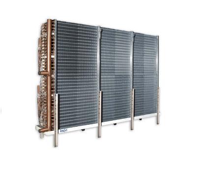 Evaporadores Murales Con Kit De Ventilacion KSC