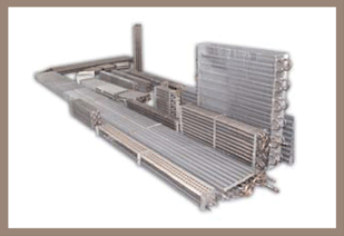 GRAVITY EVAPORATORS