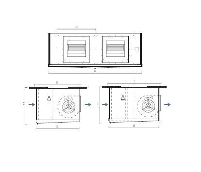 Evaporadores Centrifugos CN – CNH – Planos